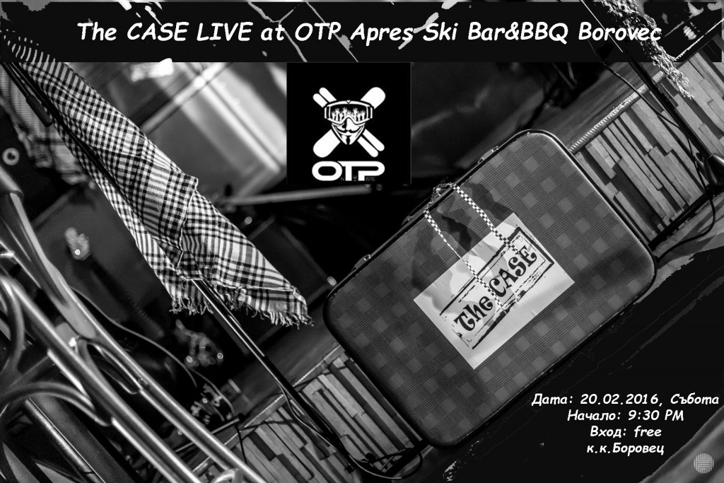 the case Borovec OTP